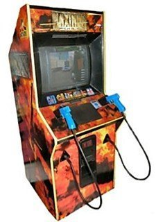 Maxium Force Arcade Game