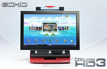 JVL Echo Touchscreen