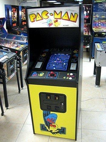 Regis Philbin's PacMan