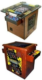 Cocktail Table Arcade Games