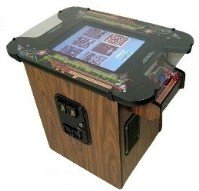 60 Game Cocktail Table Arcade