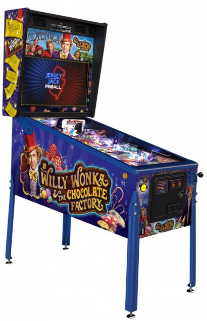 Willy Wonka Chocolate Factory Limited Edition