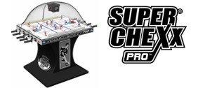 Super Chexx PRO Bubble Hockey